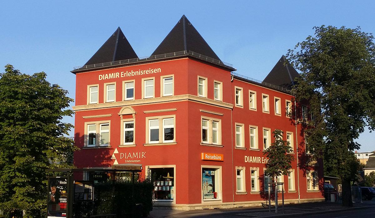DIAMIR-Haus Dresden