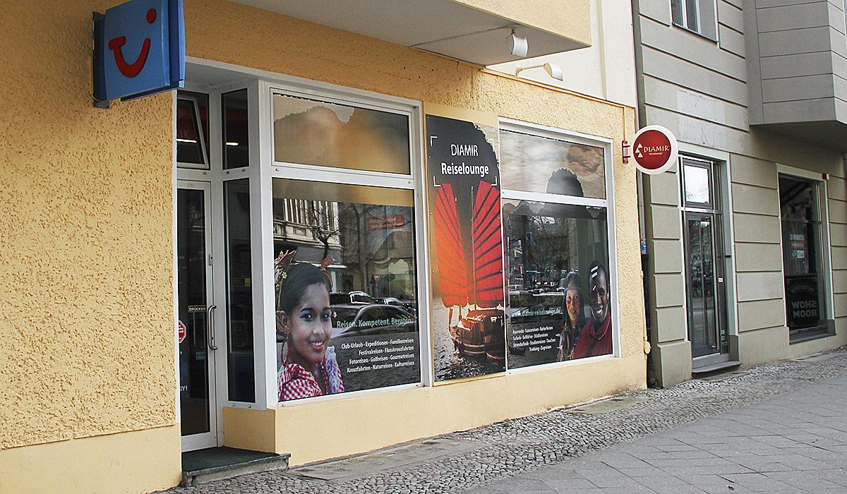 DIAMIR Reiselounge Berlin